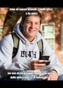 Sono un ragazzo normale...studio,gioco e ho amici ma non mi far incazzare che divento peggio della professoressa di matematica ;) - Personalised Poster A4 size