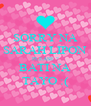 SORRY NA SARAH LIPON PLEASE ? BATI NA TAYO :( - Personalised Poster A4 size