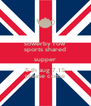 sowerby row sports shared supper 5 th aug 7.15 please come - Personalised Poster A4 size