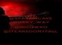 @SPASEINCAKE @VIKKY_WAY AND @INCHHERO @1TEARSDONTFALL - Personalised Poster A4 size