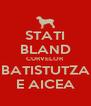 STATI BLAND CURVELOR BATISTUTZA E AICEA - Personalised Poster A4 size
