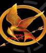 STAY ALIVE AND WIN THE HUNGER GAMES - Personalised Poster A4 size