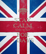 STAY CALM AND WAIT FOR 7 DAYS - Personalised Poster A4 size