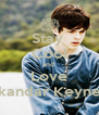 Stay  Cool and  Love Skandar Keynes - Personalised Poster A4 size