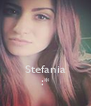 Stefania :* - Personalised Poster A4 size