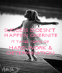 SUCCESS DOESN'T  HAPPEN OVERNITE IT TAKES YEARS OF  HARD-WORK & DETERMINATION - Personalised Poster A4 size