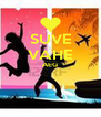 SUVE VAHE AEG   - Personalised Poster A4 size