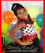 SWEETIE MEELY  EVERTSZ _love_ - Personalised Poster A4 size