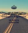 Tá Chegando a Hora ! Contagem Regressiva  18 ANOS 09/01/16 - Personalised Poster A4 size