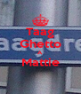 Taag Ghetto A Mattie  - Personalised Poster A4 size