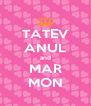 TATEV ANUL and MAR MON - Personalised Poster A4 size