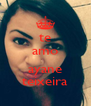 te amo  ayane teixeira - Personalised Poster A4 size