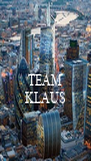 TEAM  KLAUS  - Personalised Poster A4 size