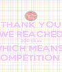 THANK YOU WE REACHED 200 likes WHICH MEANS... IT'S COMPETITION TIME! - Personalised Poster A4 size