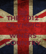 THE 2012 OLYMPIC METAL WINERS COUNTRY - Personalised Poster A4 size