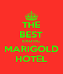 THE BEST EXOTIC MARIGOLD HOTEL - Personalised Poster A4 size