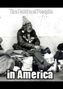 The Future of People  in America  - Personalised Poster A4 size