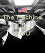 The Machine is WATCHING  YOU  - Personalised Poster A4 size