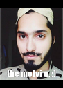 the molvi u. ;) - Personalised Poster A4 size