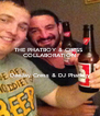 THE PHATBOY & CRESS  COLLABORATION  DeeJay Cress & DJ Phatboy  - Personalised Poster A4 size