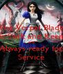 The Vorpal Blade is Swift and Keen and Always ready for Service - Personalised Poster A4 size