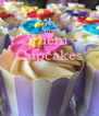 Them  Cupcakes    - Personalised Poster A4 size