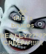 this is bruces .dream REALLY????? CREEPY!!!!!! - Personalised Poster A4 size