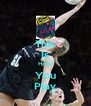 This Is How You Play - Personalised Poster A4 size