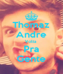 Thomaz Andre Volta  Pra Gente - Personalised Poster A4 size