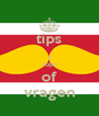 tips , tops of vragen - Personalised Poster A4 size