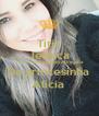 Titia Jéssica Super  ansiosa com a chegada Da princesinha  Alicía  - Personalised Poster A4 size
