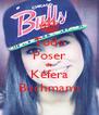 Todo Poser de Kéfera Buchmann - Personalised Poster A4 size