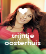 trijntje oosterhuis - Personalised Poster A4 size