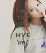 TRP SEO JI HYE \m/ - Personalised Poster A4 size