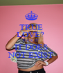 TRUE LOVE?  FUCK IT  IT DOES NOT EXIST - Personalised Poster A4 size