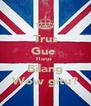 Trus Gue  Harus  Bilang Wow gitu? - Personalised Poster A4 size