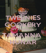 TWEENIES COOKERY BY RUSHIELL TAMANNA  HUNAR - Personalised Poster A4 size