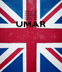 UMAR     - Personalised Poster A4 size