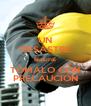 UN DESASTRE Natural TÓMALO CON PRECAUCIÓN - Personalised Poster A4 size