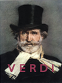 V E R D I - Personalised Poster A4 size