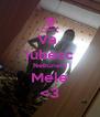 Va  Iubesc Nebunele Mele <3 - Personalised Poster A4 size