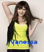 Vanessa - Personalised Poster A4 size