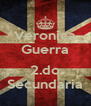 Veronica Guerra  2.do Secundaria - Personalised Poster A4 size