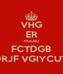 VHG ER HGUBJ FCTDGB GFCTFDRJF VGIYCUTD67RU - Personalised Poster A4 size