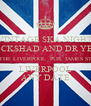 VINTAGE SKA NIGHT SIR COCKSHAD AND DR YES YES THE LIVERPOOL  PUB, JAMES ST LIVERPOOL ANY DATE - Personalised Poster A4 size