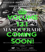 VOLUME 13.1 S & V COMING  SOON! - Personalised Poster A4 size