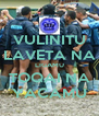 VULINITU LAVETA NA LIGAMU TOQAI NA YACAMU - Personalised Poster A4 size