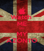 Watch  ME DO MY AZONTO - Personalised Poster A4 size