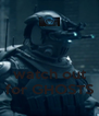 watch out for GHOSTS - Personalised Poster A4 size