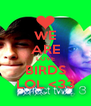 WE ARE LOVE BIRDS LOL <33 - Personalised Poster A4 size